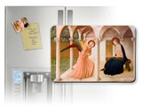 Annunciation by Bl. Fra Angelico Magnet