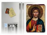 Christ the Teacher Icon Magnet