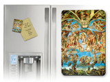 The Last Judgement Magnet