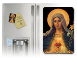Antique Immaculate Heart Magnet