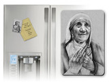Mother Teresa by Lisa Brown Magnet