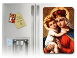 Our Lady of Good Remedy Magnet