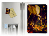 St. Paul by Caravaggio Magnet