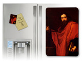 De Saint Paul by Ribera Magnet