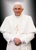 Pope Benedict XVI Formal Dozen Postcards
