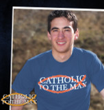 Catholic To The Max T-Shirt