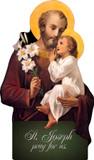 St. Joseph Visor Clip