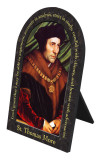 St. Thomas More Prayer Arched Desk Plaque