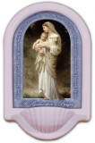 L'Innocence Godmother's Prayer Holy Water Font