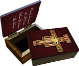 San Damiano Cross Keepsake Box