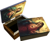 Sacred & Immaculate Heart Keepsake Box