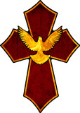 Holy Spirit Confirmation Cross