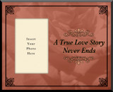 True Love Story Photo Frame