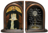 St. Thomas Aquinas Bookends