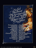 Mary the Magnificat Poster