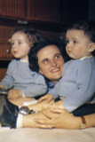 St. Gianna Molla (Library) Holy Card