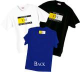 Pope Benedict XVI Flag T-shirt