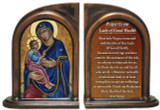 Our Lady of Good Health Bookends