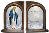 Our Lady of Grace Bookends