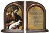 St. Joseph Bookends
