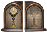 Chalice with Holy Spirit Bookends