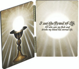 Chalice, I am the Bread of Life Diptych