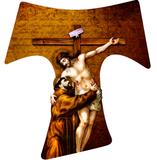 St Francis Tau Cross