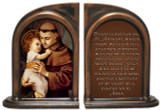St. Anthony Bookends