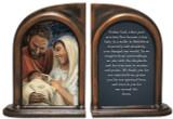 Nativity Bookends