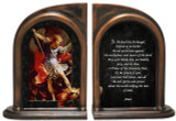 St. Michael the Archangels Bookends