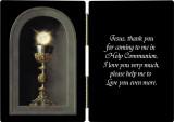 Eucharist Detail Diptych
