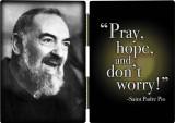 St. Padre Pio Diptych