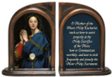 Madonna of Host Bookends