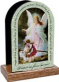 Guardian Angel Prayer Table Organizer (Vertical)