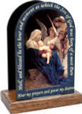 Song of Angels Prayer Table Organizer (Vertical)