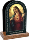 Sacred Heart of Jesus Prayer Table Organizers (Vertical)
