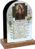 House Blessing Prayer Table Organizer (Vertical)