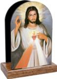 Divine Mercy Detail Table Organizer (Vertical)