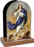 Immaculate Conception Table Organizer (Vertical)