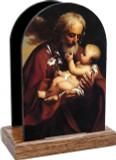 St. Joseph Older Table Organizer (Vertical)