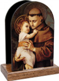 St. Anthony Table Organizer (Vertical)