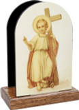 Christ Child with Cross Table Organizer (Vertical)