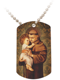 St. Anthony Dog Tag