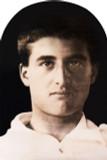 Bl. Pier Giorgio Frassati Arched Magnet