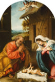 Nativity Arched Magnet