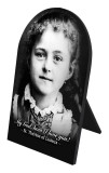 St. Therese (Child) Arched Desk Plaque