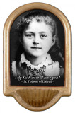 St. Therese (Child) Holy Water Font