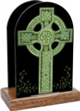 Celtic Cross Table Organizer  (Vertical)