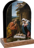Nativity Table Organizer (Vertical)