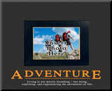 """Adventure"" Picture Frame"